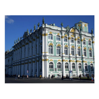 Russia, St. Petersburg, Winter Palace, The 4 Postcard
