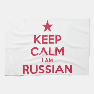 RUSSIA TEA TOWEL