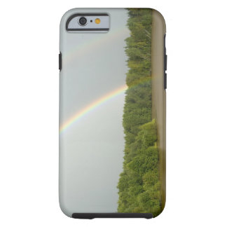 Russia, Typical river views between Goritzy & Tough iPhone 6 Case