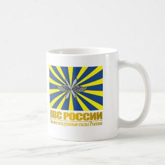 """Russian Air Force Flag"" Coffee Mug"