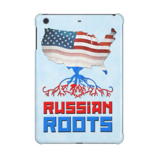 Russian American Roots iPad Case
