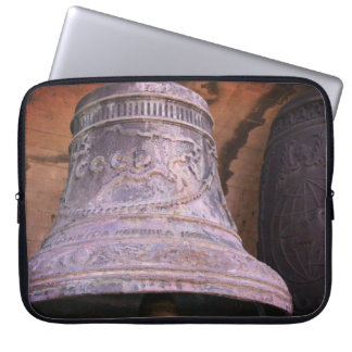 Russian Bell Photo Neoprene Laptop Sleeve 15""