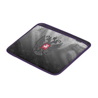 Russian coat arms sleeve for MacBook air