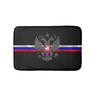 Russian Coat of arms Bath Mat