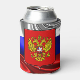 Russian Coat of arms Can Cooler