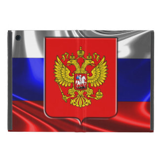 Russian Coat of arms Cover For iPad Mini