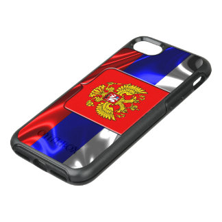 Russian Coat of arms OtterBox Symmetry iPhone 7 Case