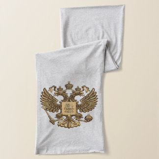 Russian Coat of arms Scarf