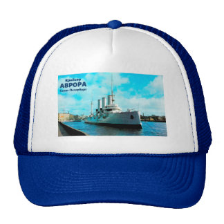 Russian Cruiser Aurora Cap