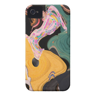 Russian dancers abstract Case-Mate iPhone 4 case
