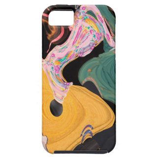 Russian dancers abstract iPhone 5 cases