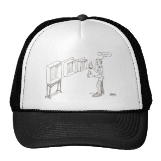 Russian Doll Cartoon Hat