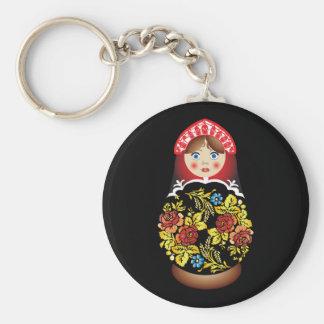 Russian doll Matryoshka Key Chains