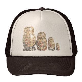 Russian Dolls Hat