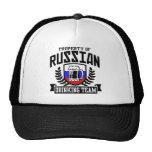 Russian Drinking Team Cap