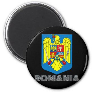 Russian Emblem 6 Cm Round Magnet