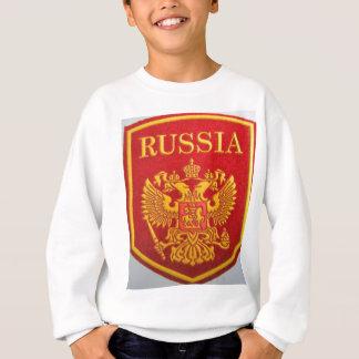 russian emblem george and dragon sweatshirt
