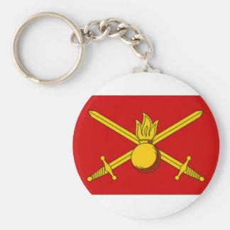 Russian Federation Army Flag Key Chains