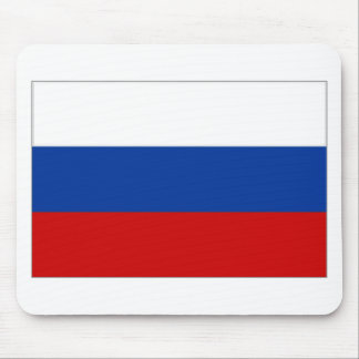 Russian Federation National Flag Mouse Pad