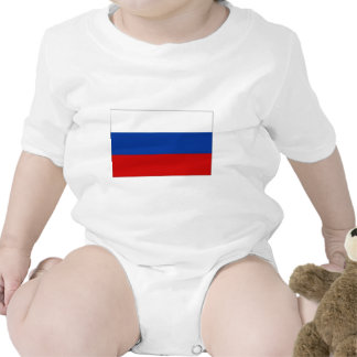 Russian Federation National Flag Romper