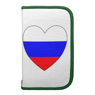 Russian Flag Folio Planner