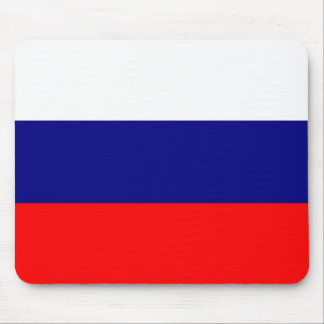 Russian Flag Mouse Pad