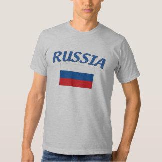 Russian Flag Shirts