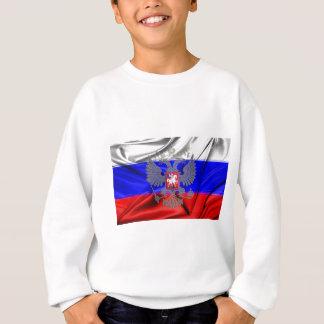 russian-flag sweatshirt