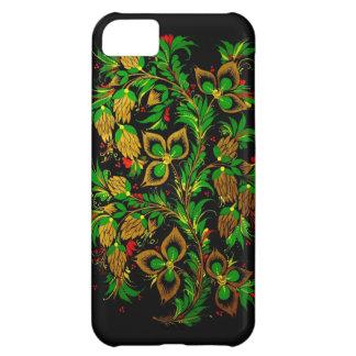 Russian folk art iPhone 5 Case