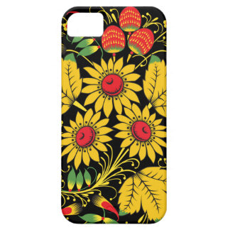 Russian Folks Art Hohloma iPhone 5 Cover