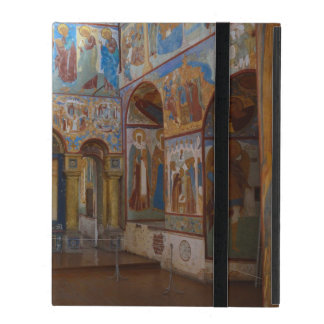 Russian frescoes iPad cover