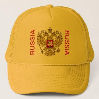 RUSSIAN GERB TRUCKER HAT