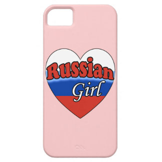 Russian Girl Barely There iPhone 5 Case