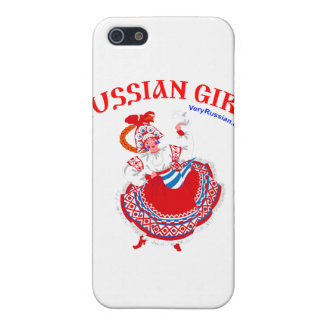 Russian Girl! Case For The iPhone 5