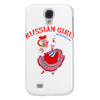 Russian Girl! Samsung Galaxy S4 Cases