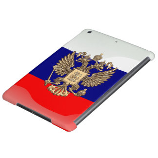 Russian glossy flag