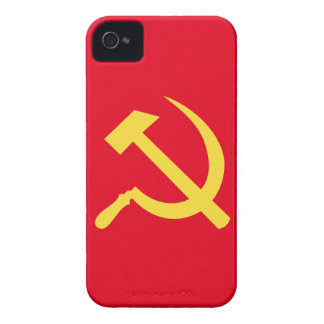 Russian Hammer and Sickle iPhone 4 Universal Case