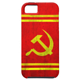 Russian Hammer and Sickle iPhone 5 Covers