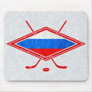 Russian Ice Hockey Mousemat