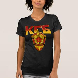 Russian KGB Badge Soviet Era T-Shirt