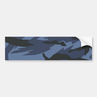 Russian Naval Camo Sticker Bumper Sticker