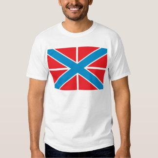 Russian Navy Jack T-shirts