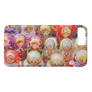 Russian Nested Dolls iPhone 7 Plus Case