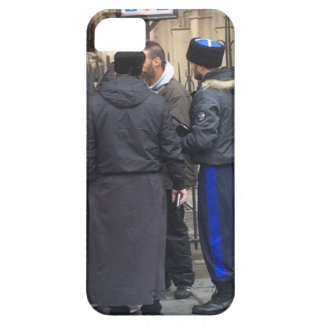Russian Orthodox Priest outside Paris Notre Dame Barely There iPhone 5 Case