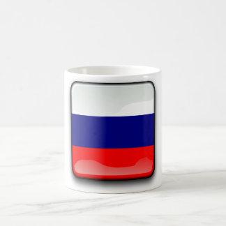 Russian polished flag morphing mug