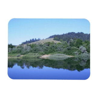 Russian River Photo Magnet