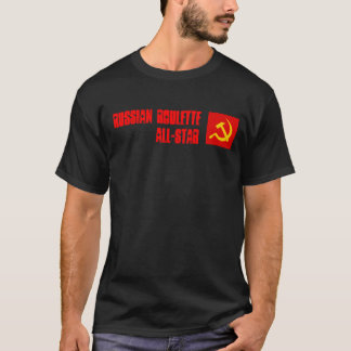 Russian Roulette All-Star T-Shirt