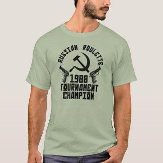 Russian Roulette Tshirt