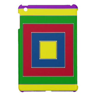 Russian Square iPad Mini Case