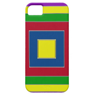 Russian Square iPhone 5 Cases